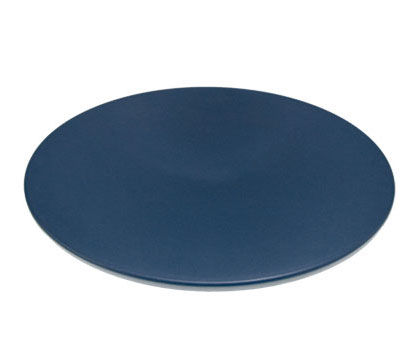 10 inch Elliptical Skidplate - Blue Eureka
