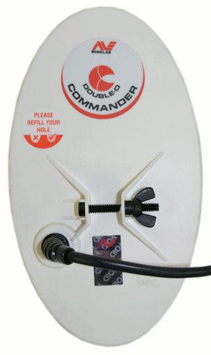 10x5 inch Elliptical Commander Double D Coil