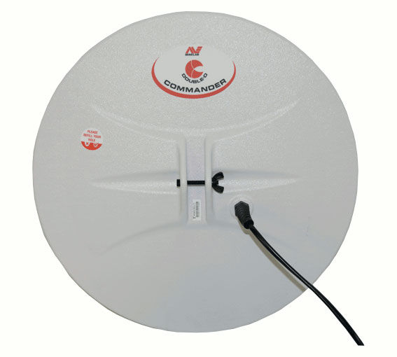 18 inch Round Commander Double D Coil