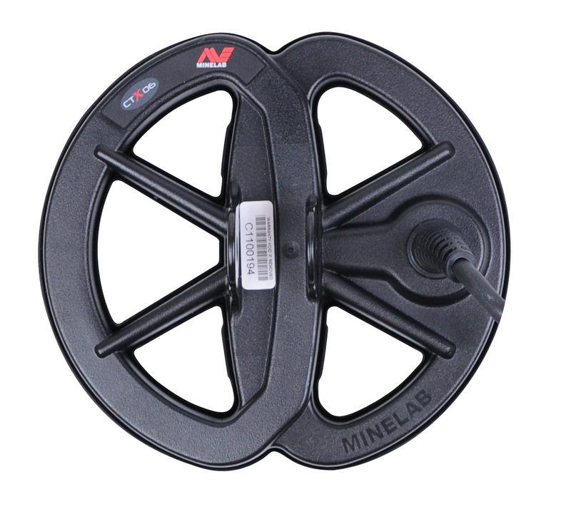 CTX 06 - 6 inch Round Coil