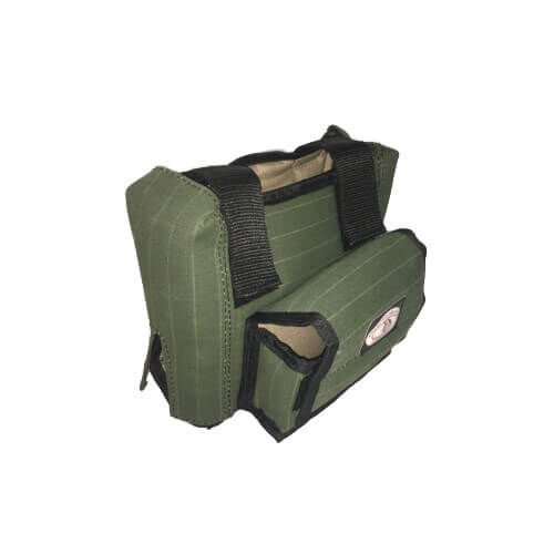 Deluxe Canvas Control Box Cover wPouch