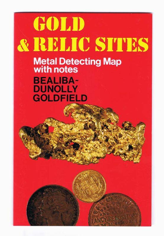 Doug Stone Bealiba Dunolly Map