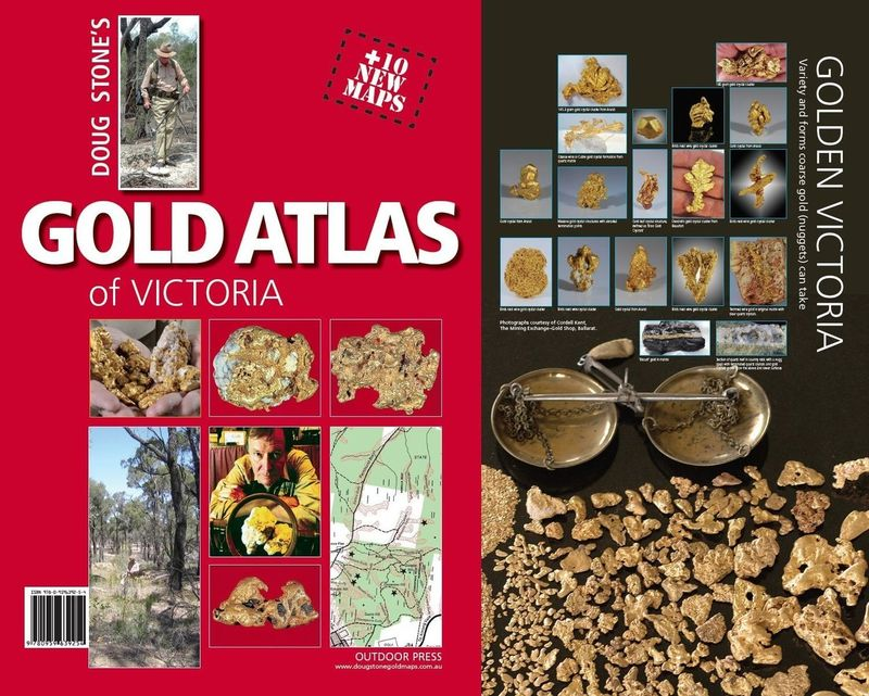 Doug Stoneand39s Gold Atlas of Victoria