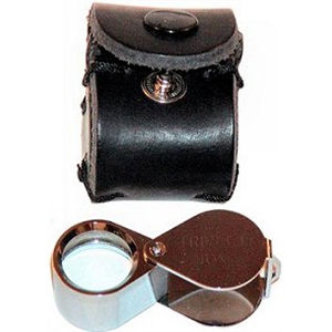 Magnifer Lens with Case