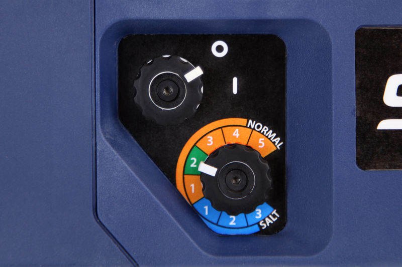 SDC 2300 - Control Panel