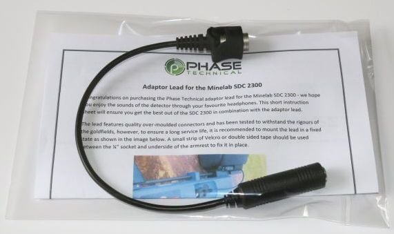 SP01 to SDC2300 Adapter Lead